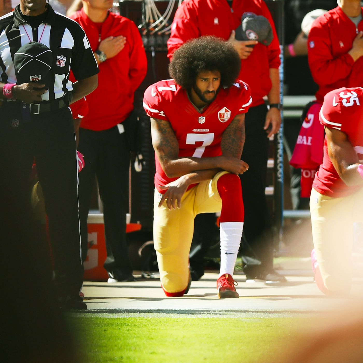 NFL protests: 2 years of NFL protests, explained - Vox
