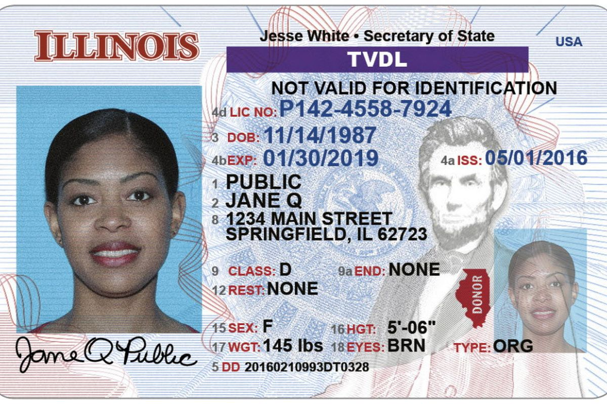 Federal Ids A Sun-times Plane Chicago Illinois Don't Comply Laws Board Can Still With - You