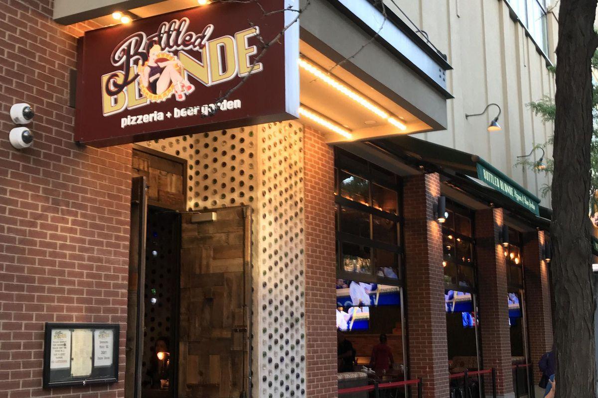 Bottled Blonde, 504. N. Wells St., faces license-revocation proceedings.