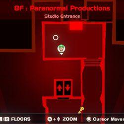 Luigi's Mansion 3 8F red gem map location