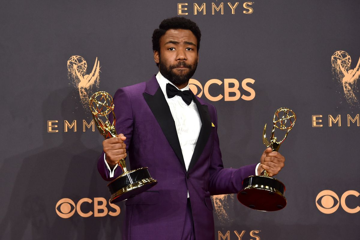 Lena Waithe and Donald Glover Made History at the Emmy Awards