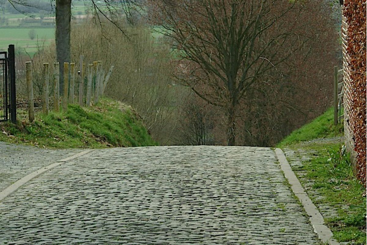 For the Love of the Cobbles, by Chris Fontecchio