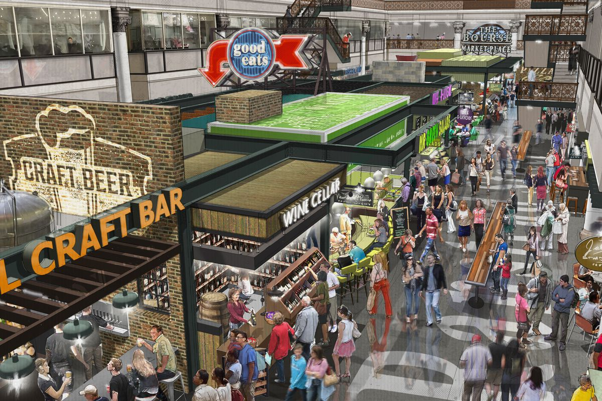 The Bourse's Food Court Gets a Major Upgrade With 27 New