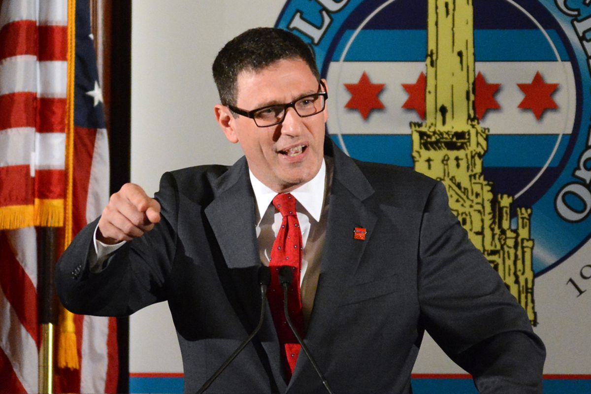 Jesse Sharkey, Chicago Teachers Union president