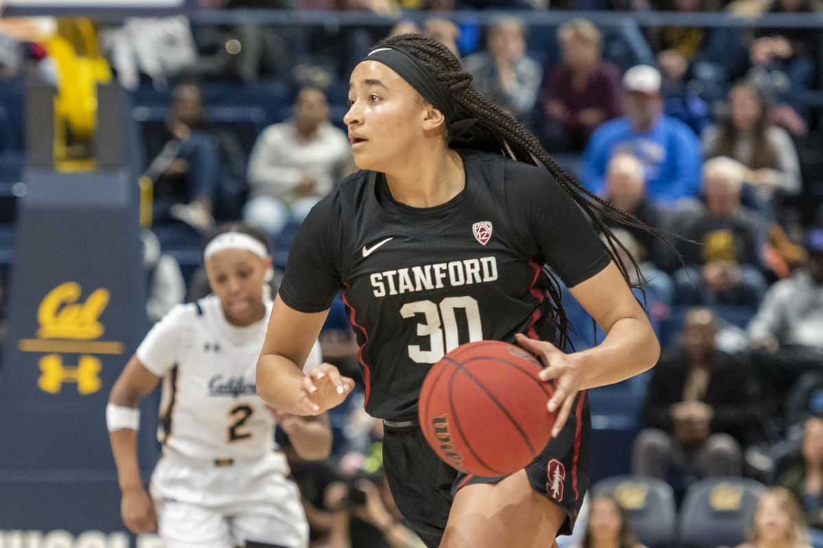 COLLEGE BASKETBALL: JAN 12 Women's Stanford at Cal