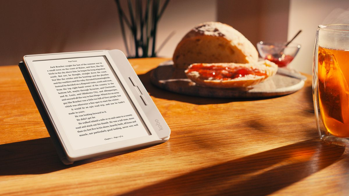 Kobo's new Libra H20 is like a cheaper Kindle Oasis - The Verge
