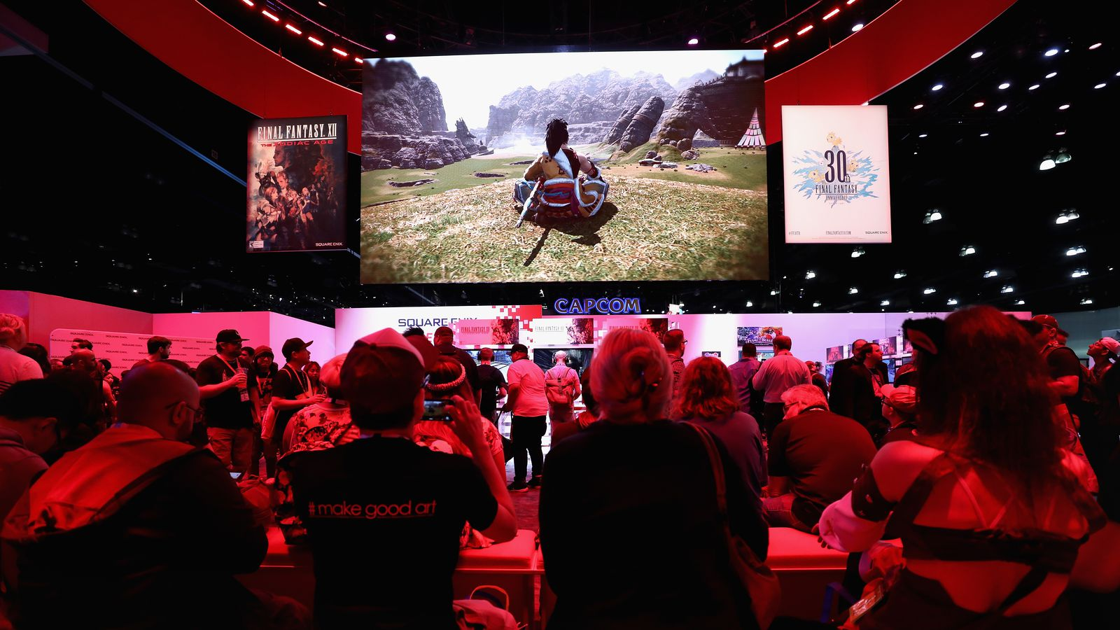 Fans find E3's first public show a mixed bag