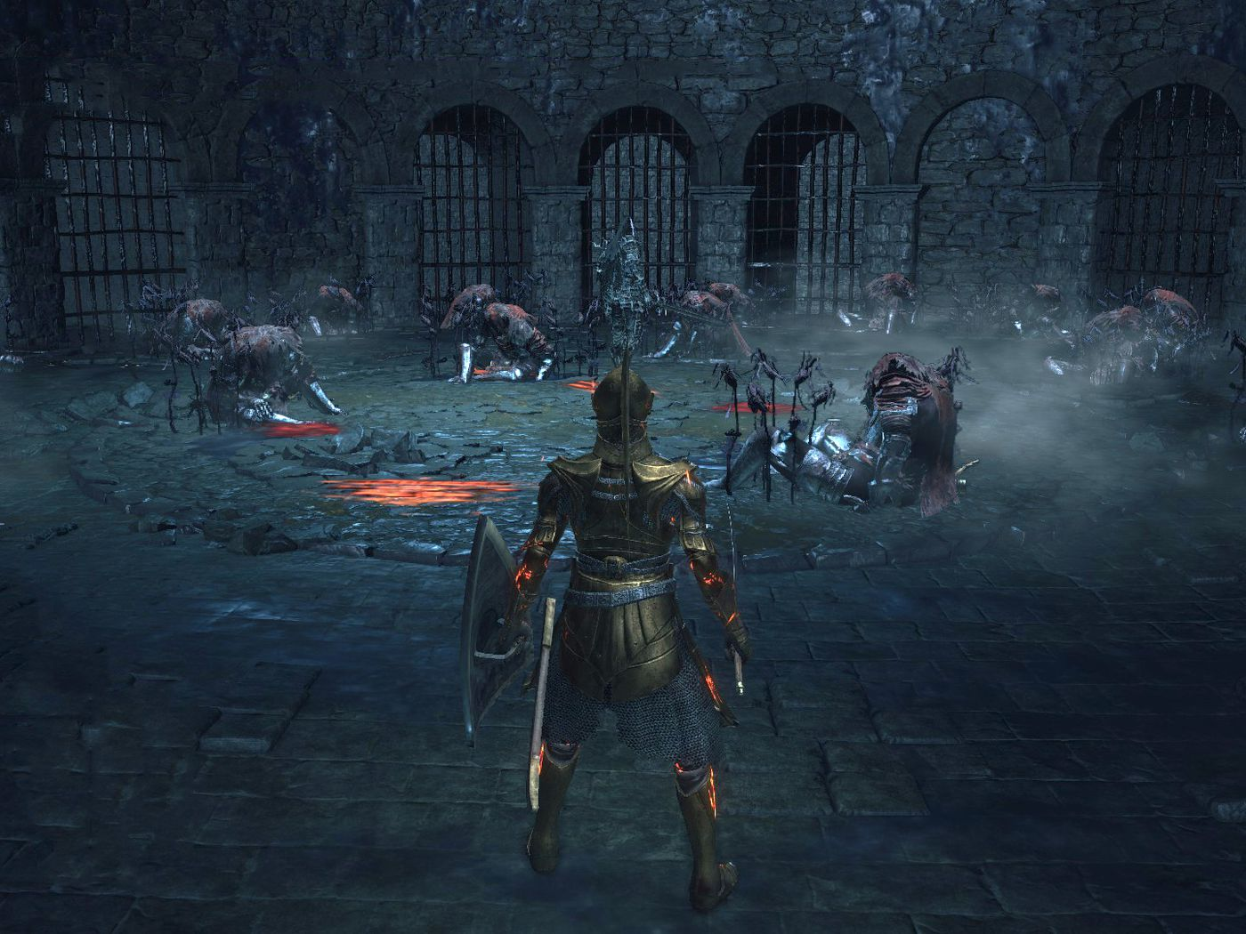 dark souls large ember location