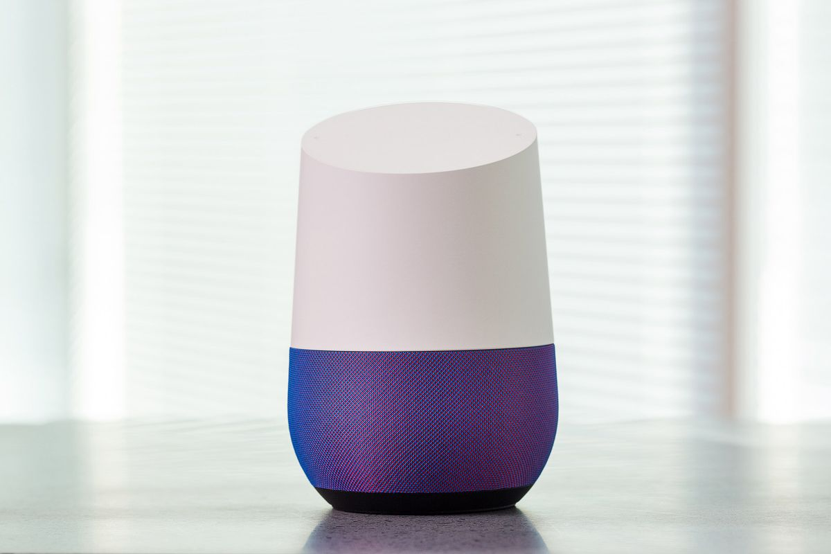 Say Hey, to the Google Home Mini