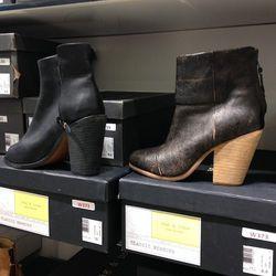 Rag & Bone Newbury boots, $195 (originally $550)