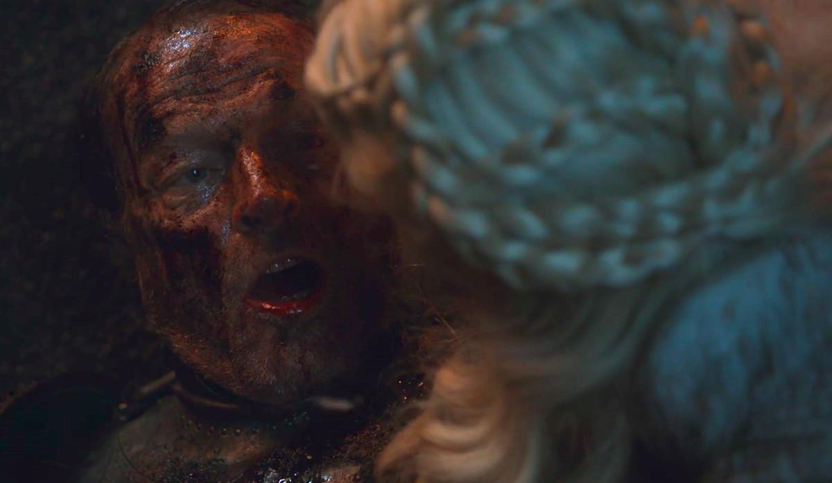 jorah mormont death in game of thrones season 8