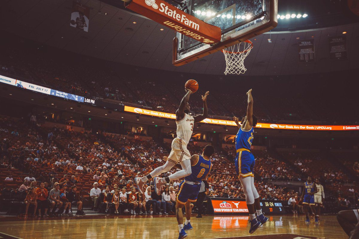 Texas survives against McNeese State for 73-71 victory