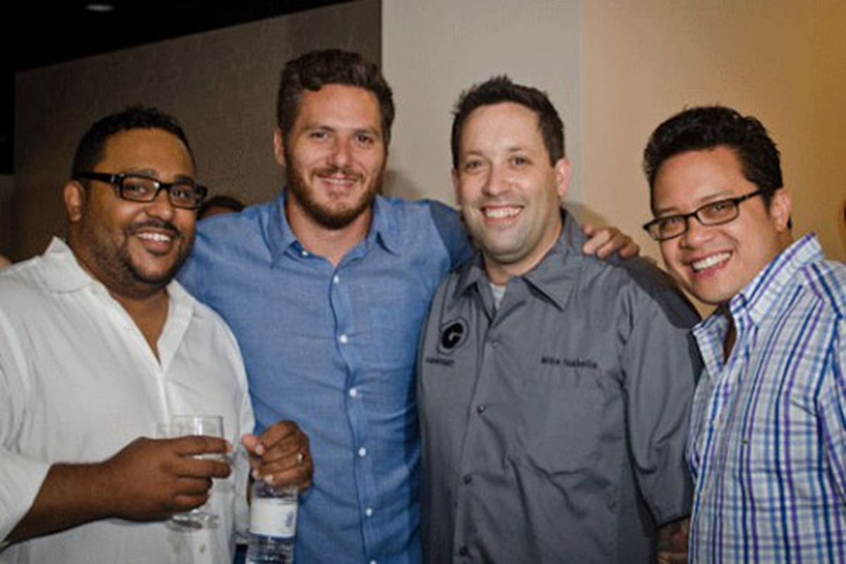 Top Chef reunion time!