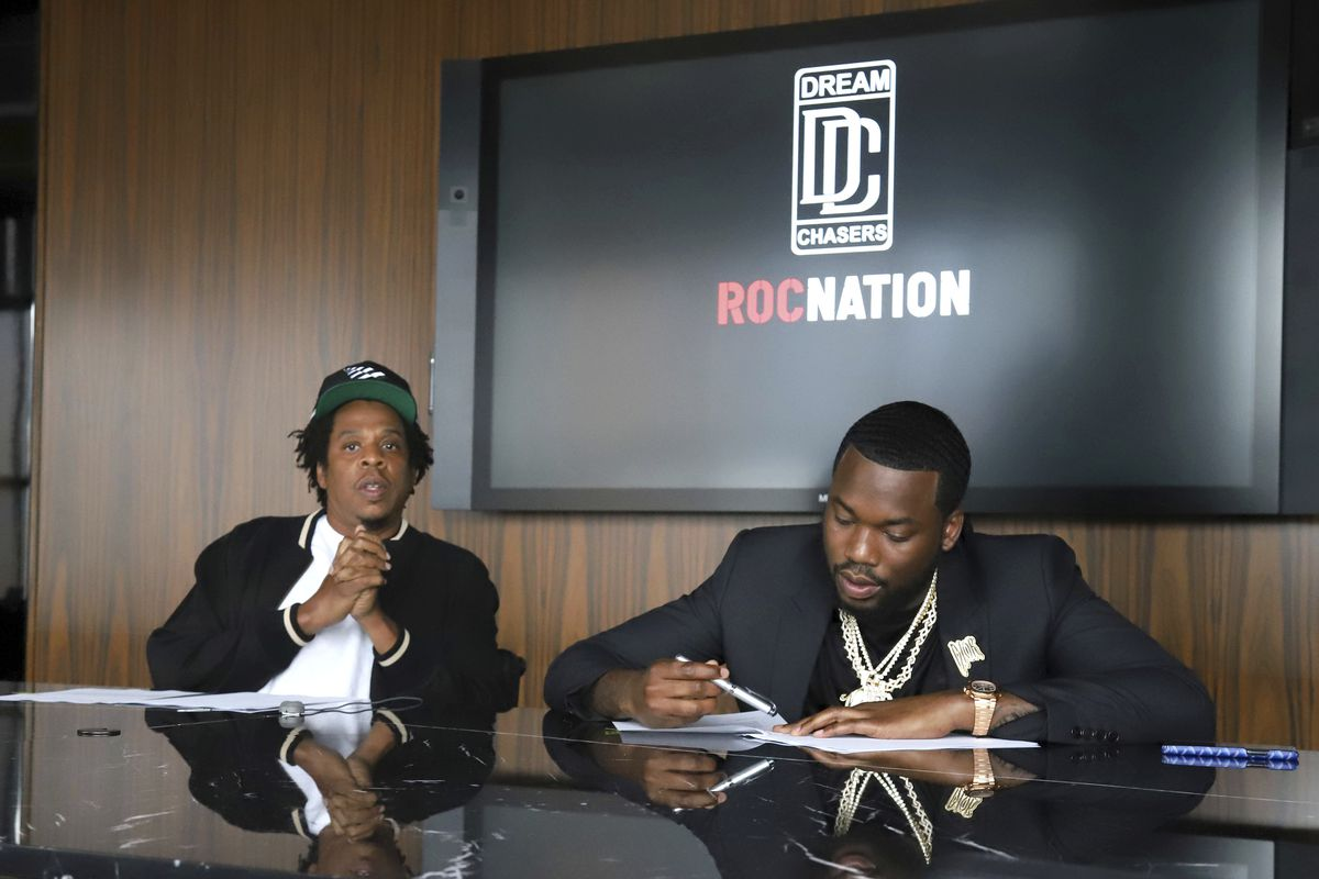 Meek Mill, Jay-Z launch Dream Chasers record label