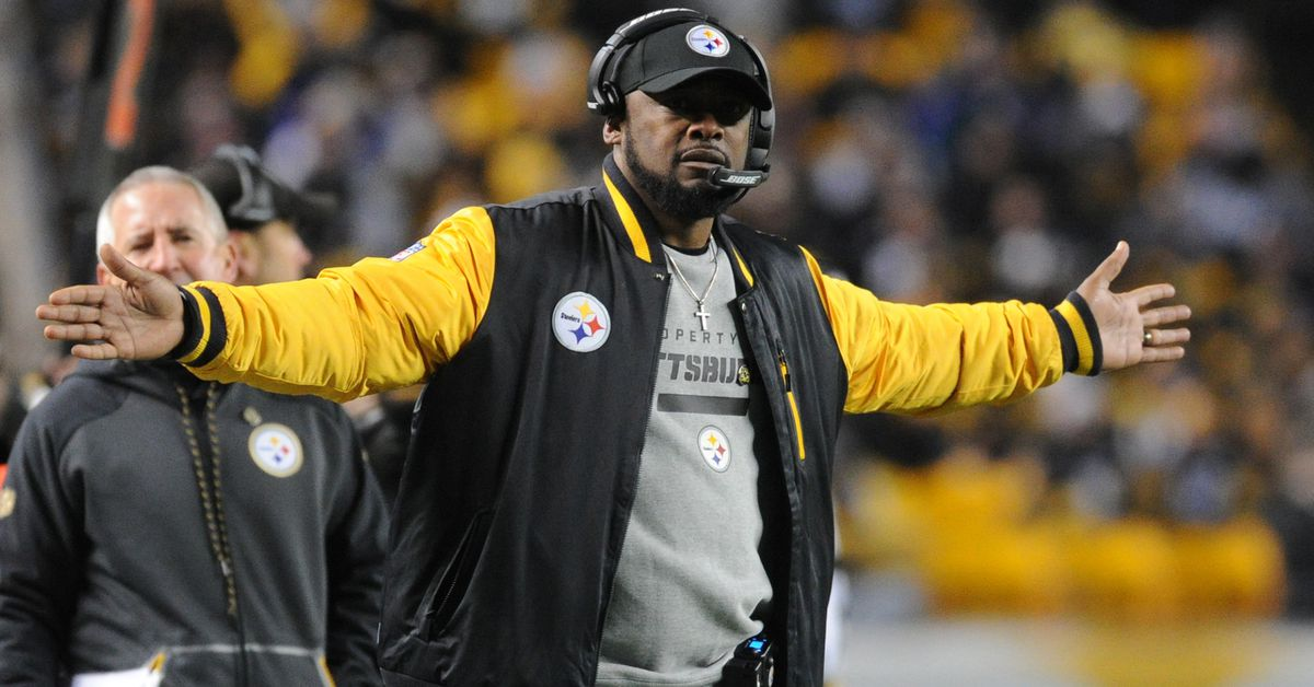 Steelers stand tall, back up Mike Tomlin, en route to marquee matchup with New England