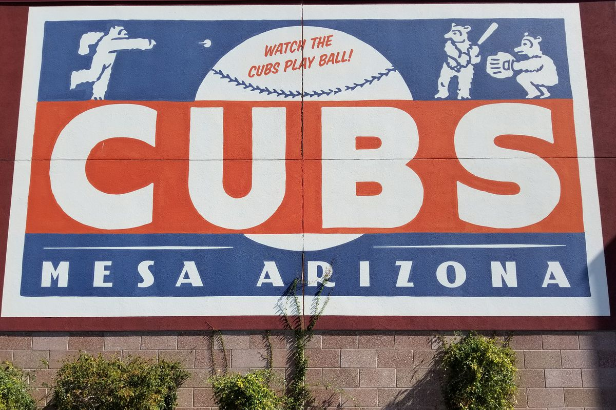 Cubs Schedule 2020 Printable.Cubs Announce 2020 Spring Training Schedule Bleed Cubbie Blue