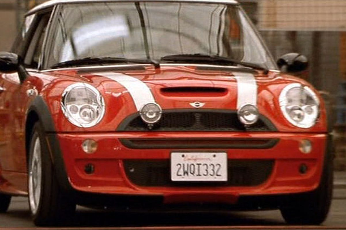 nbc is remaking the italian job and as a mini driver i