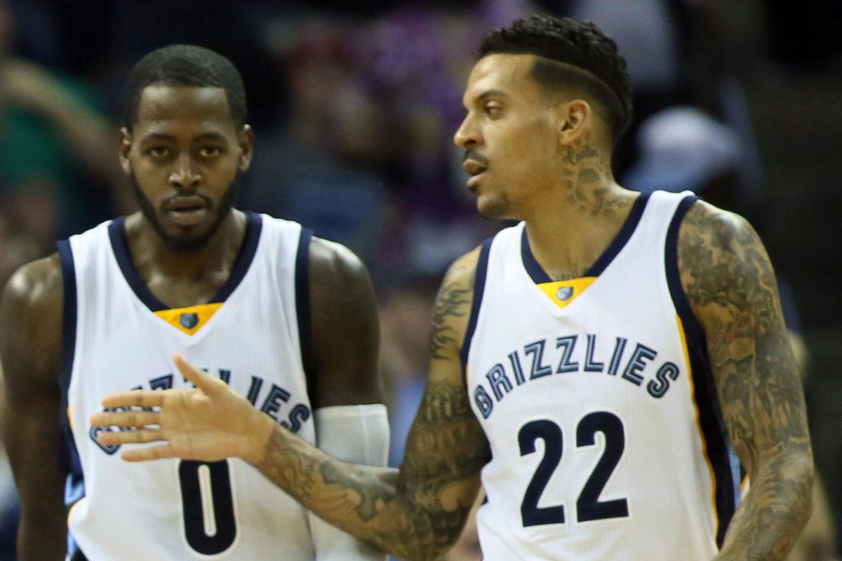Matt Barnes and JaMychal Green are very important pieces now that Marc Gasol is out for the season.