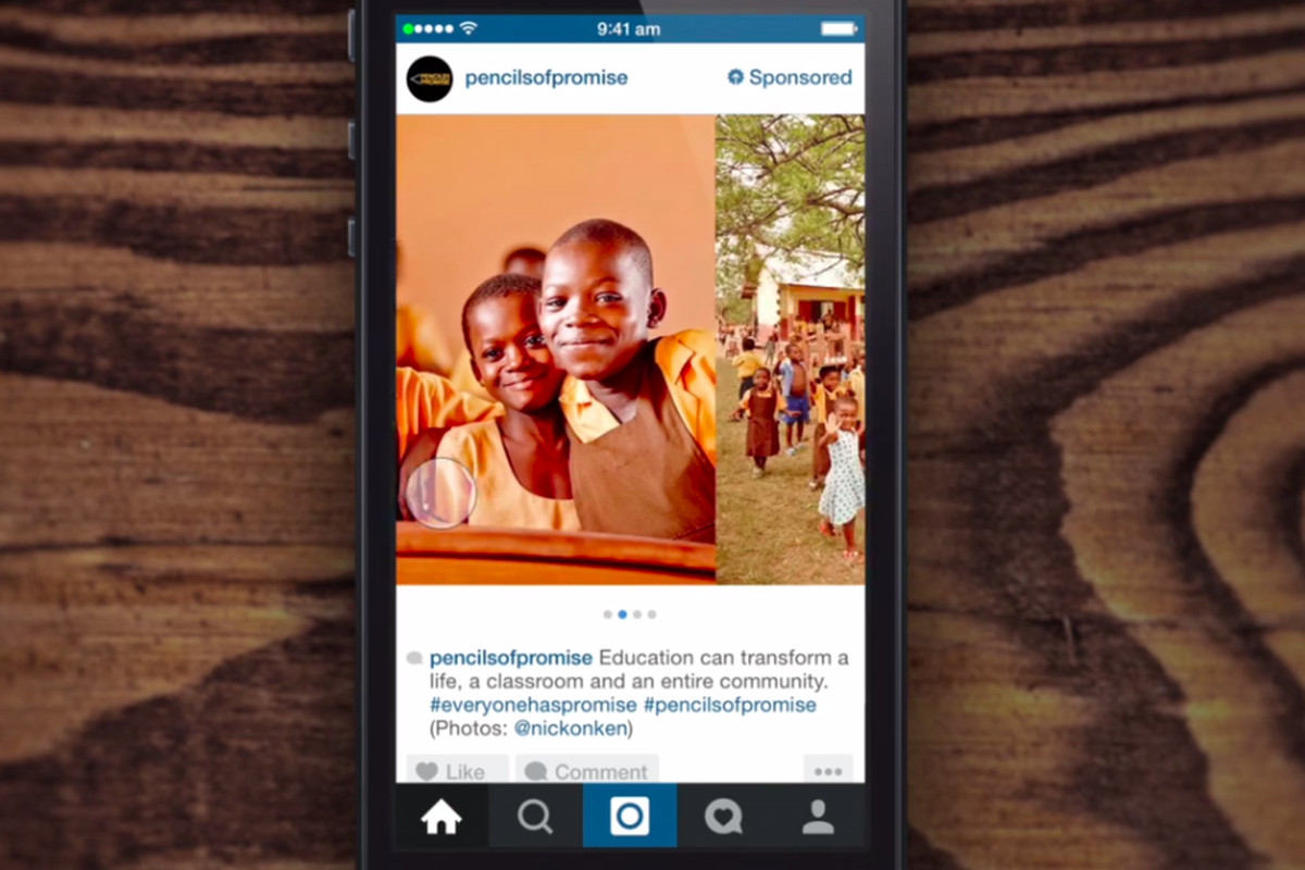Instagram 'Carousel' Feature Adds More Photos to Its Ads