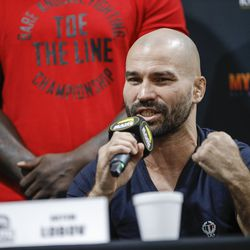 Artem Lobov says that Malignaggi does not have the fire anymore.