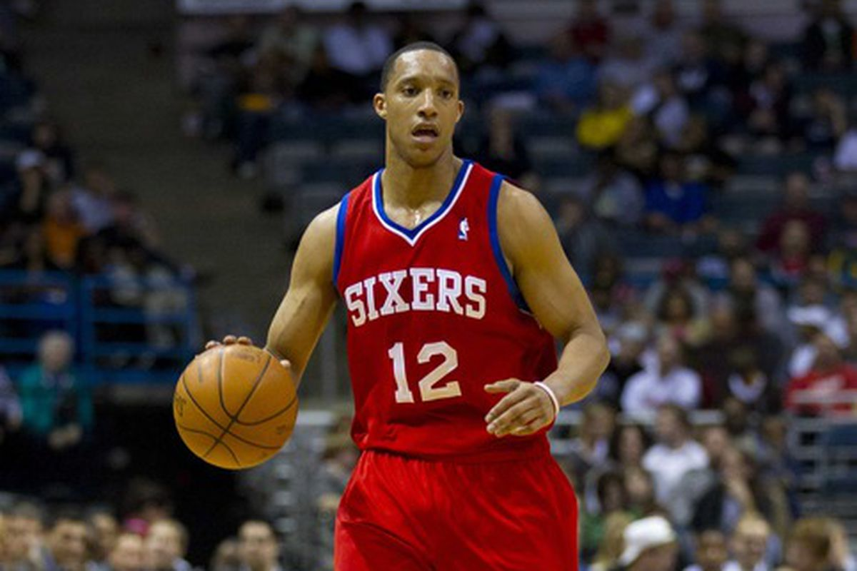 Evan Turner is not a fan of A2A Limos.