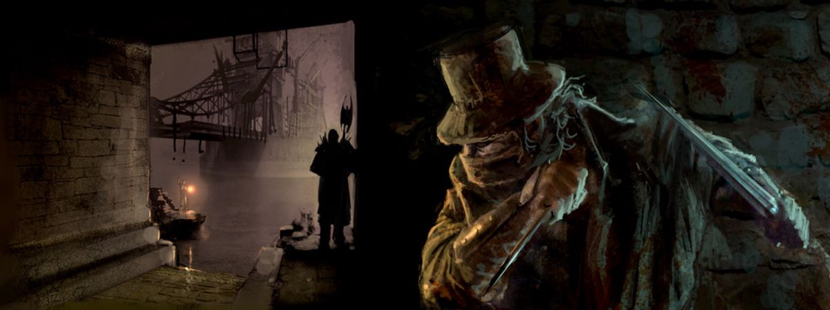 The Ripper: The disturbing Visceral Games project that EA