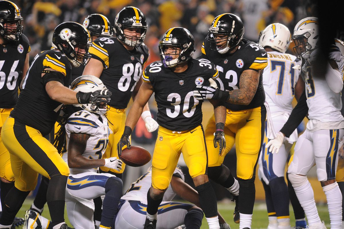 435d9e9c Forget RB by committee, could the Steelers run two back offensive ...