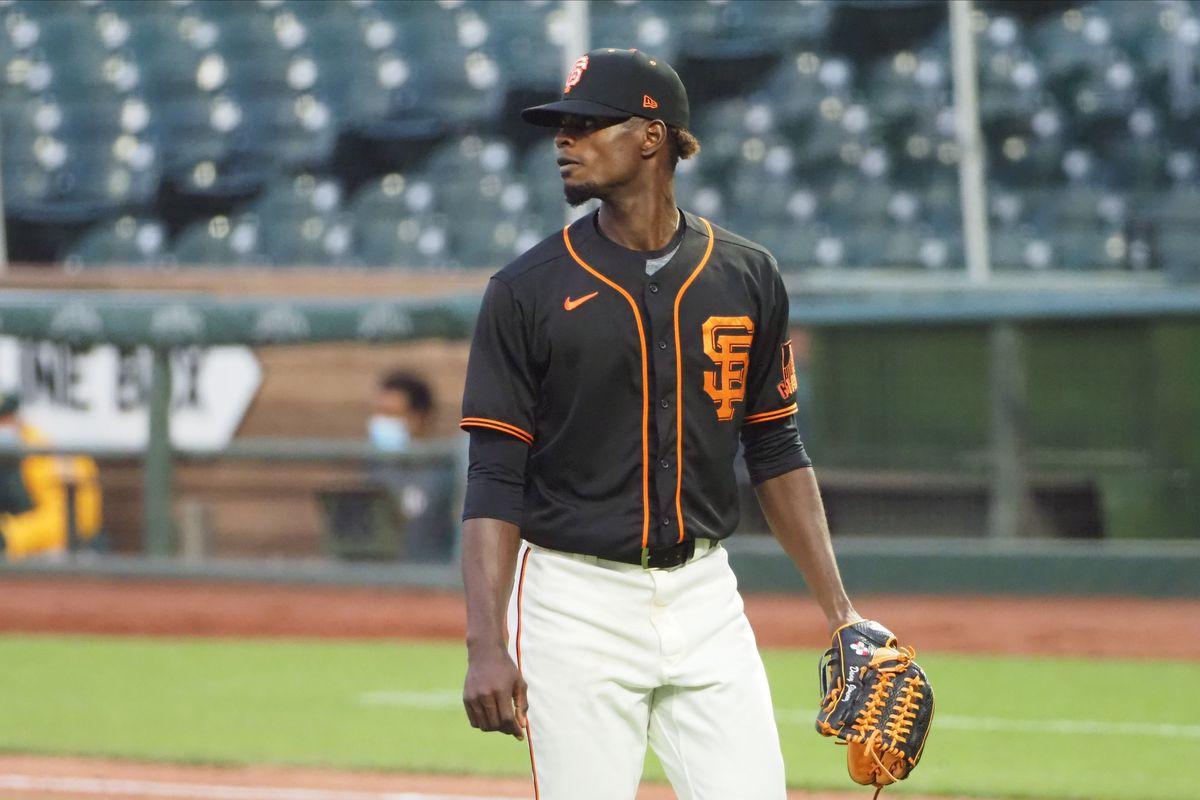 MLB: Exhibition-Oakland Athletics at San Francisco Giants