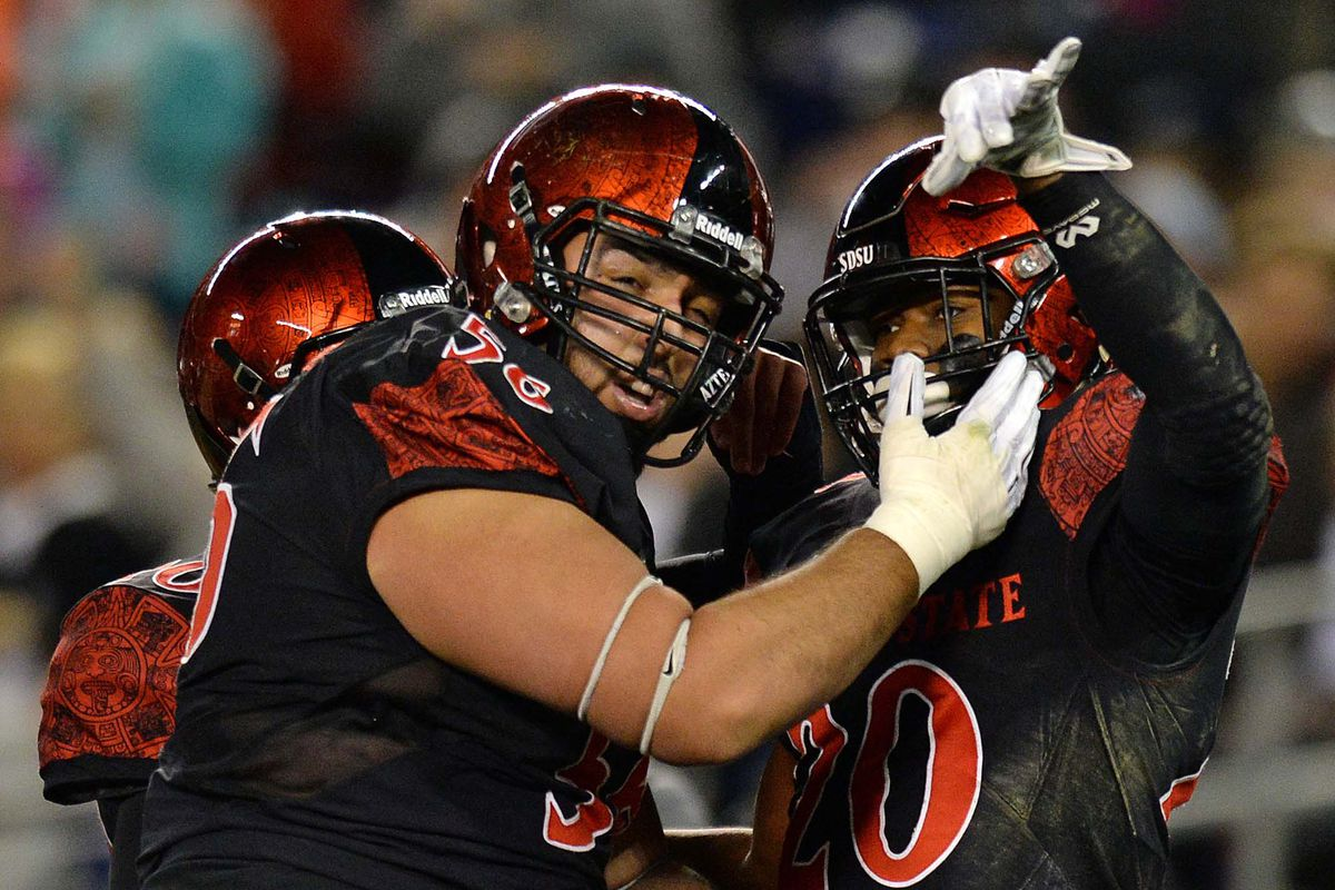 Nico Siragusa of San Diego leads 19 Underdogs on the Outland Trophy Watch List