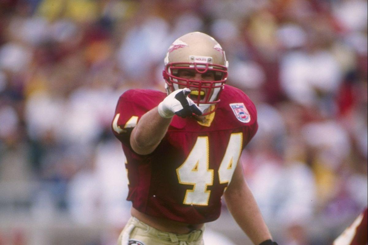 The top 100 FSU football players: No. 100— linebacker Daryl Bush