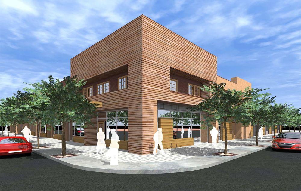 The Boulevard concept design KME Architects