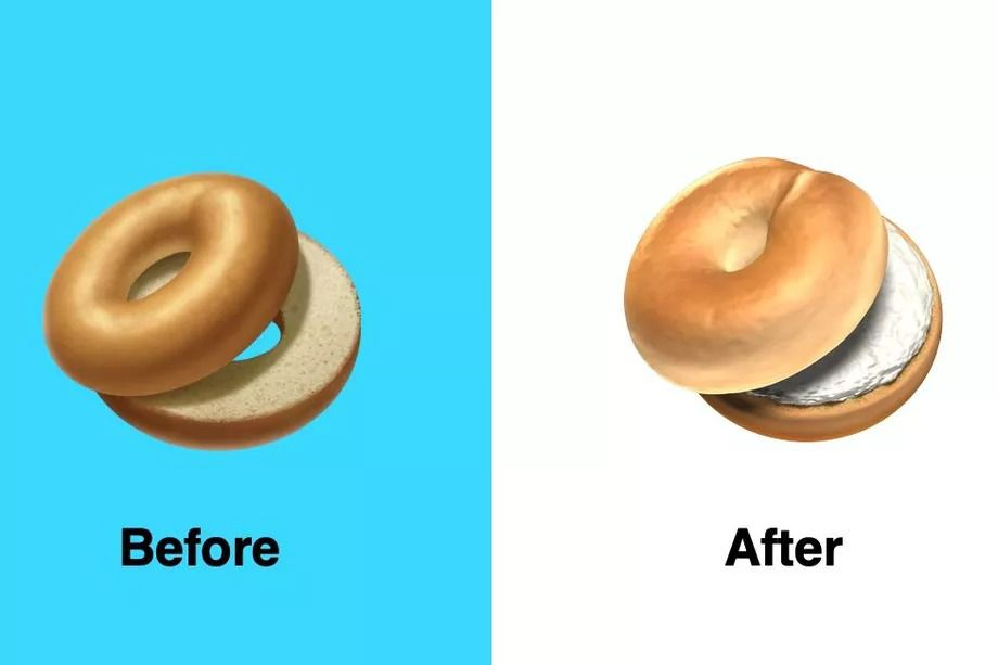 The bagel emoji controversy, explained - Vox