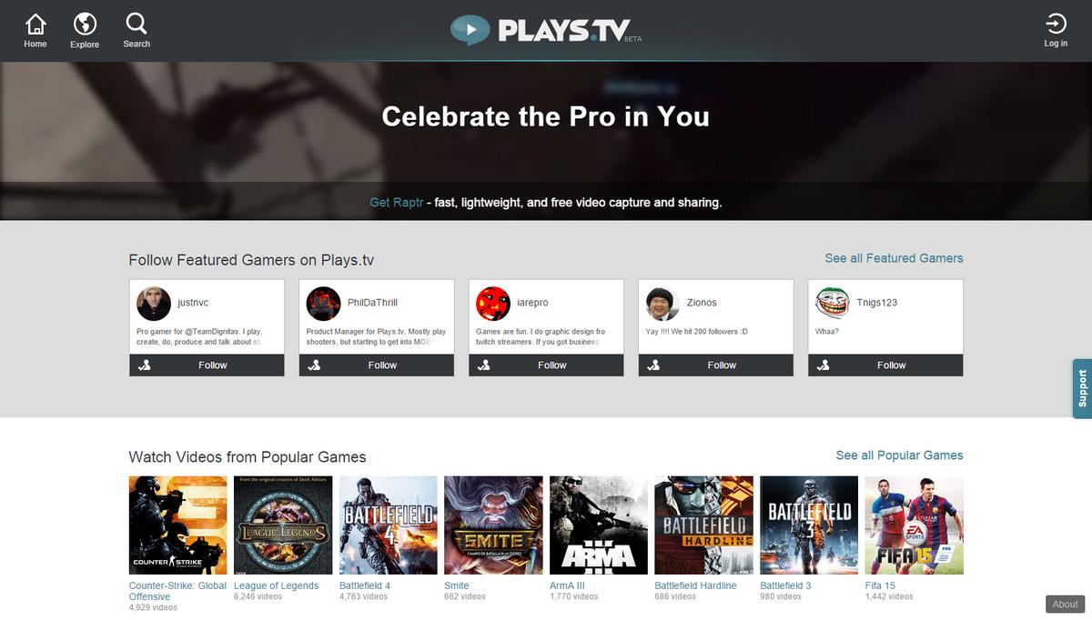 Plays.tv screenshot 1583