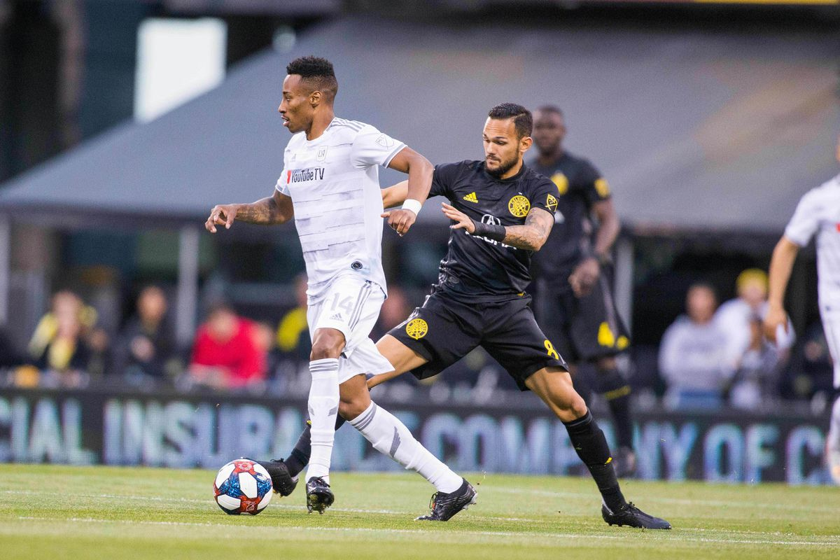 MLS: Los Angeles FC at Columbus Crew SC