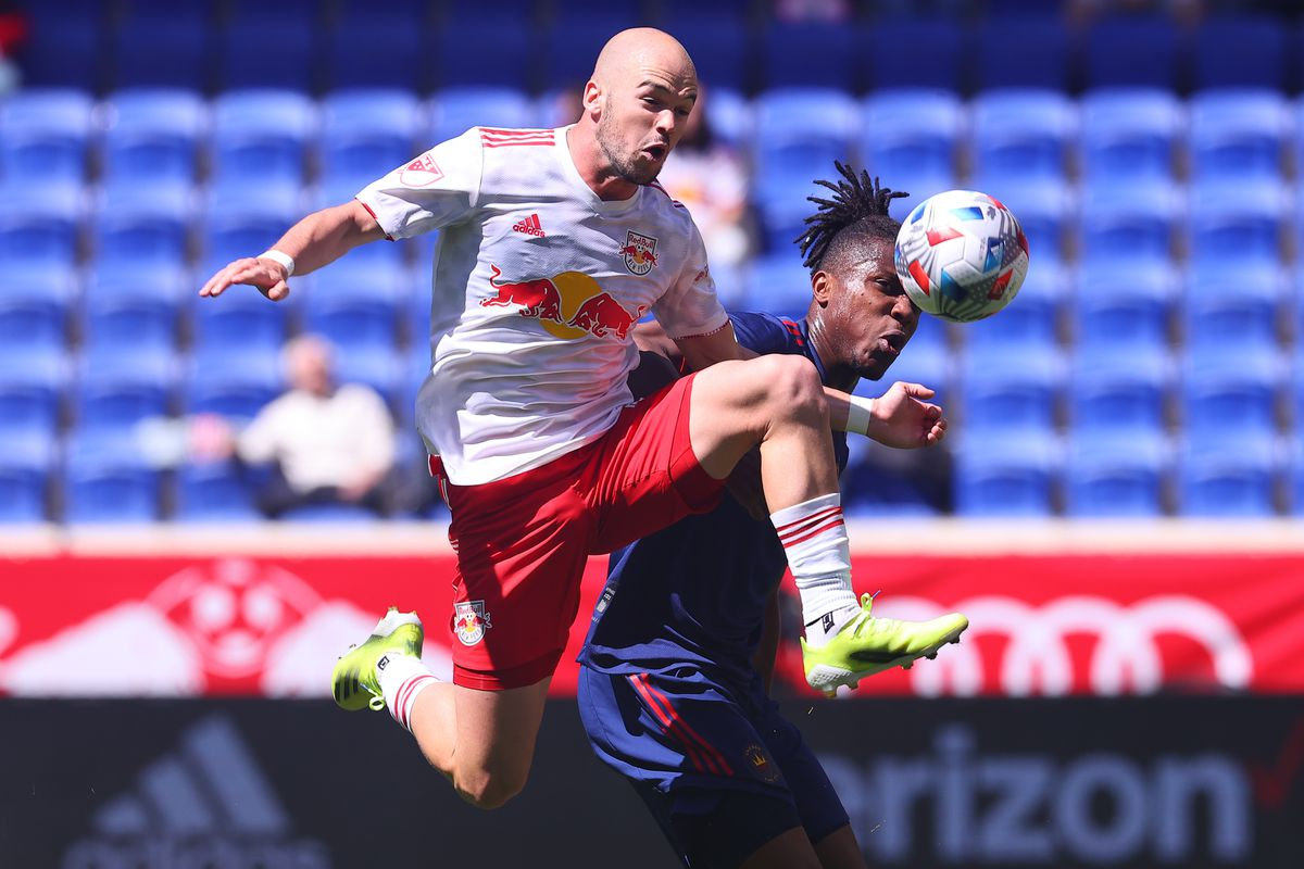 SOCCER: MAY 01 MLS - Chicago Fire FC at New York Red Bulls