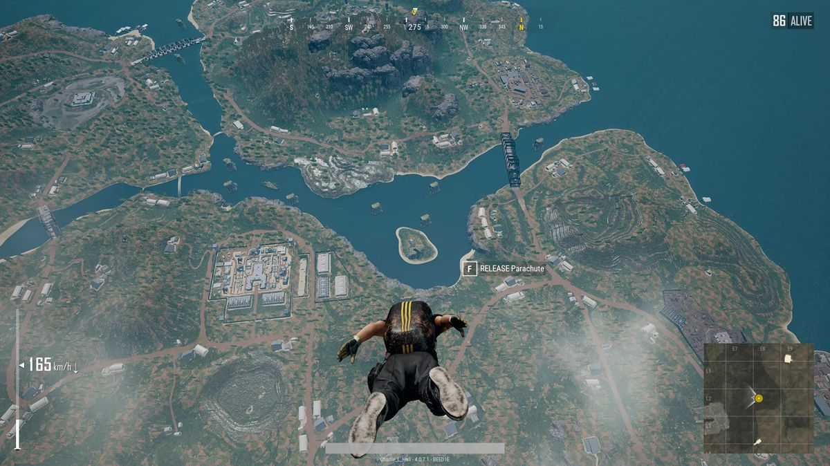 Playerunknown S Battlegrounds Maps Loot Maps Pictures: PUBG's New 4x4 Map Makes The Game Faster And More
