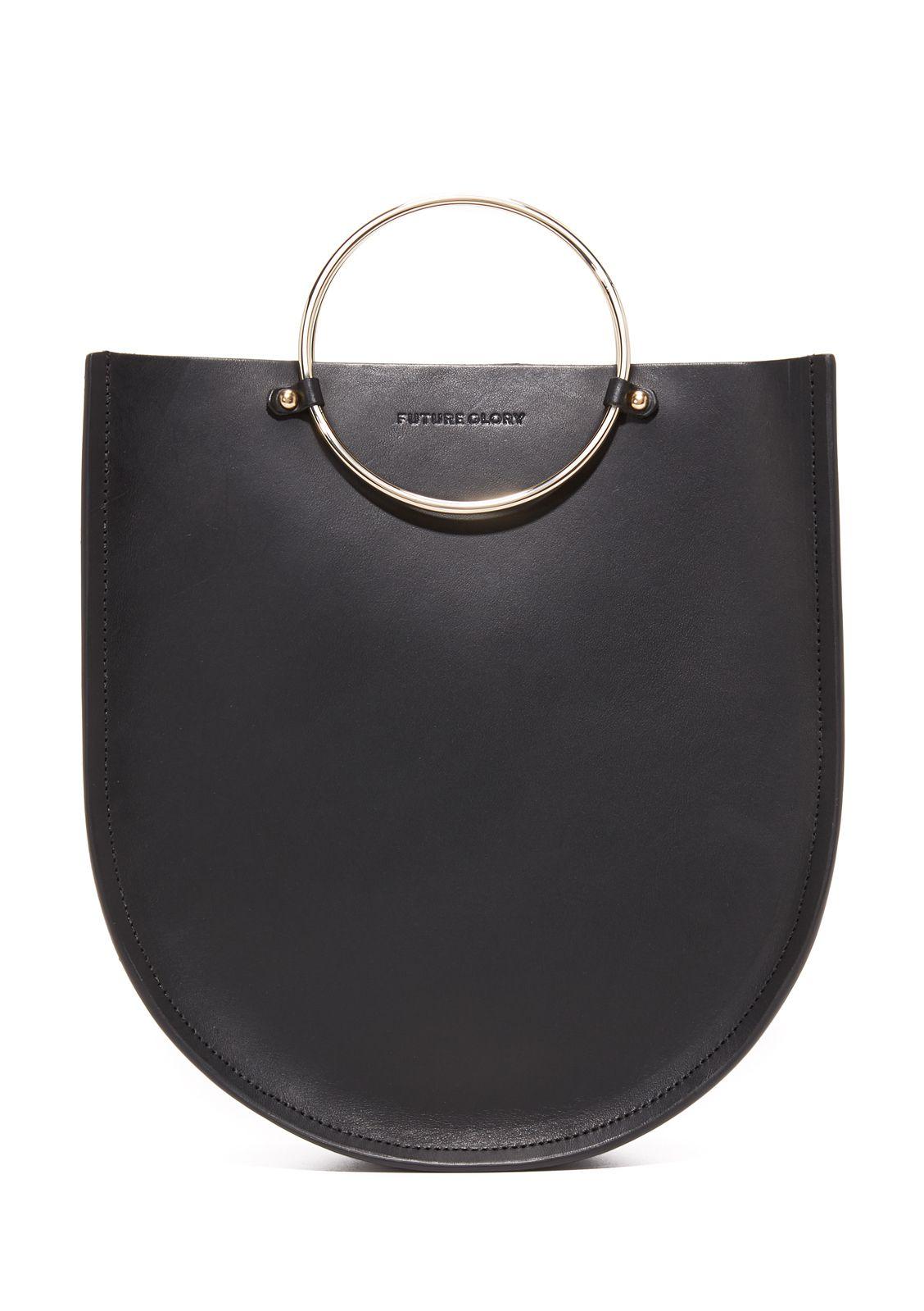 A black Future Glory black bag