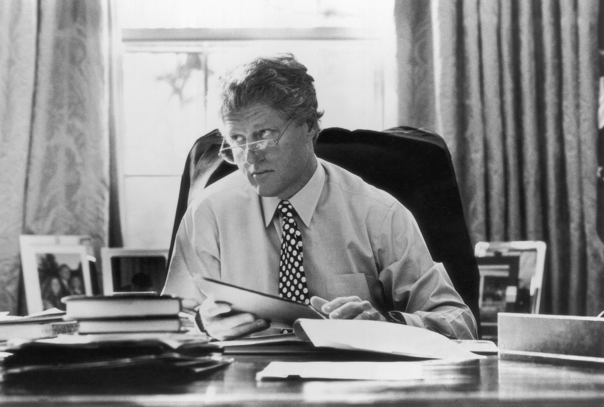President Bill Clinton signed the federal RFRA at a very different time in the US.