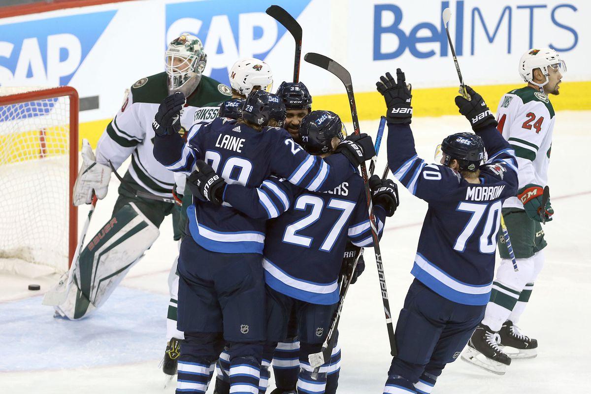 Minnesota Wild v Winnipeg Jets - Game Two