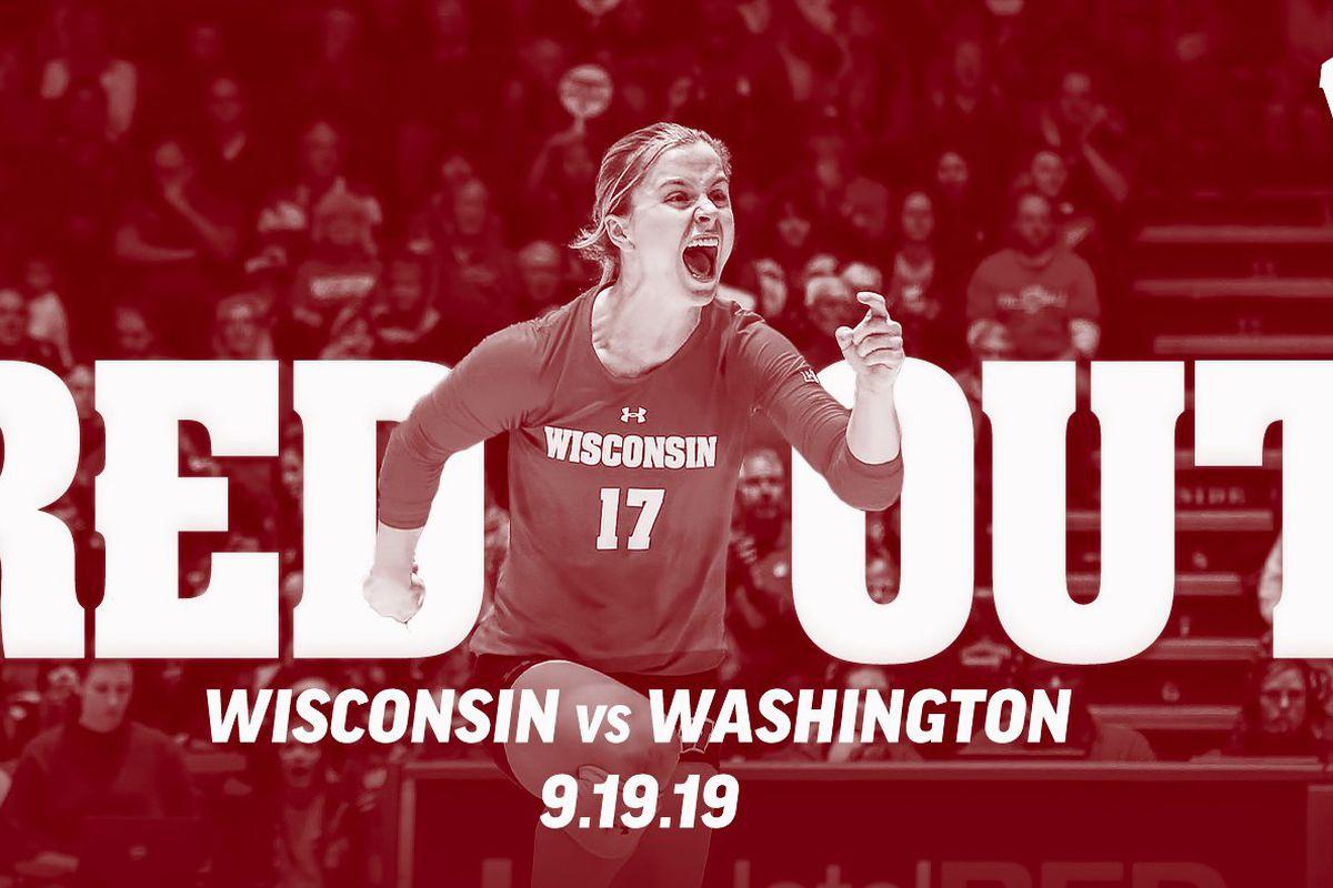 Wisconsin volleyball: The Sett, Week 4 - Washington, at Washington