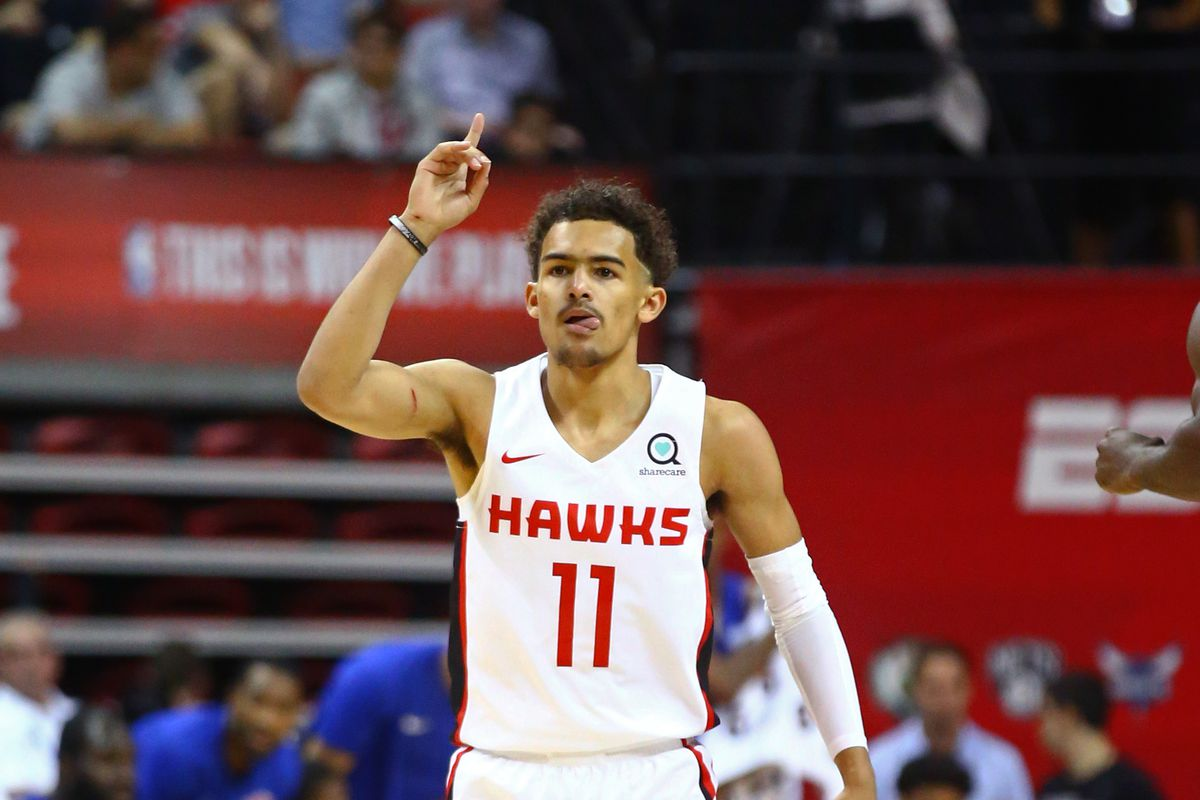 ec7e6a50164e Trae Young hits game-winner as Hawks down Spurs - Peachtree Hoops