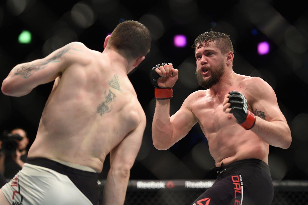 UFC Fight Night 86: Rothwell vs. Dos Santos prelims