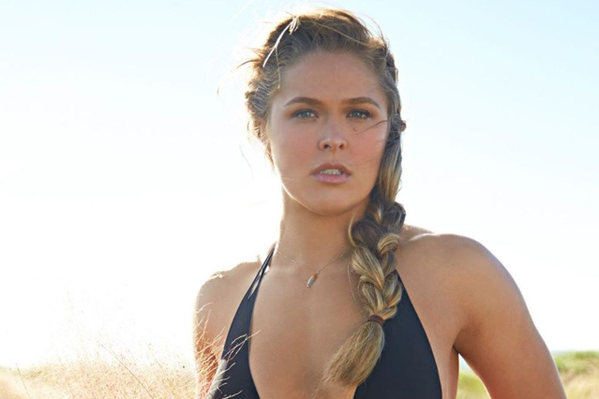 Snappers Mccreepy Forced Ronda Rousey To Take Nude Photos For Espn