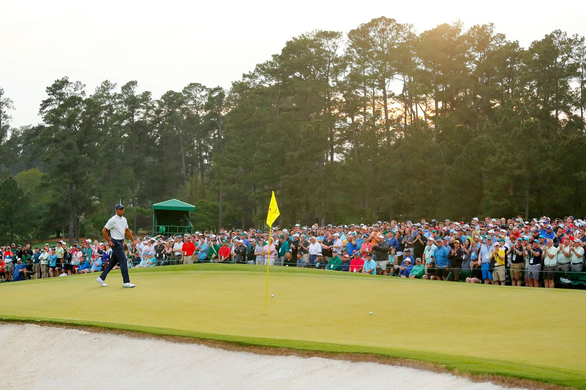 Masters 2019 Tee Times Pairings And Tv Schedule For Saturday Sbnation Com