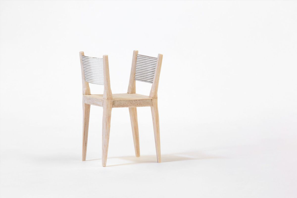 Chairs designed by AI look cool but uncomfortable - Curbed