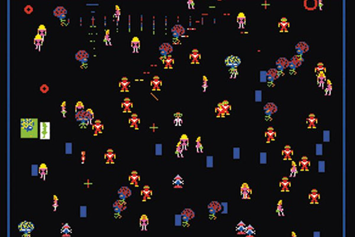 How Eugene Jarvis created arcade masterpiece Robotron 2084 ...