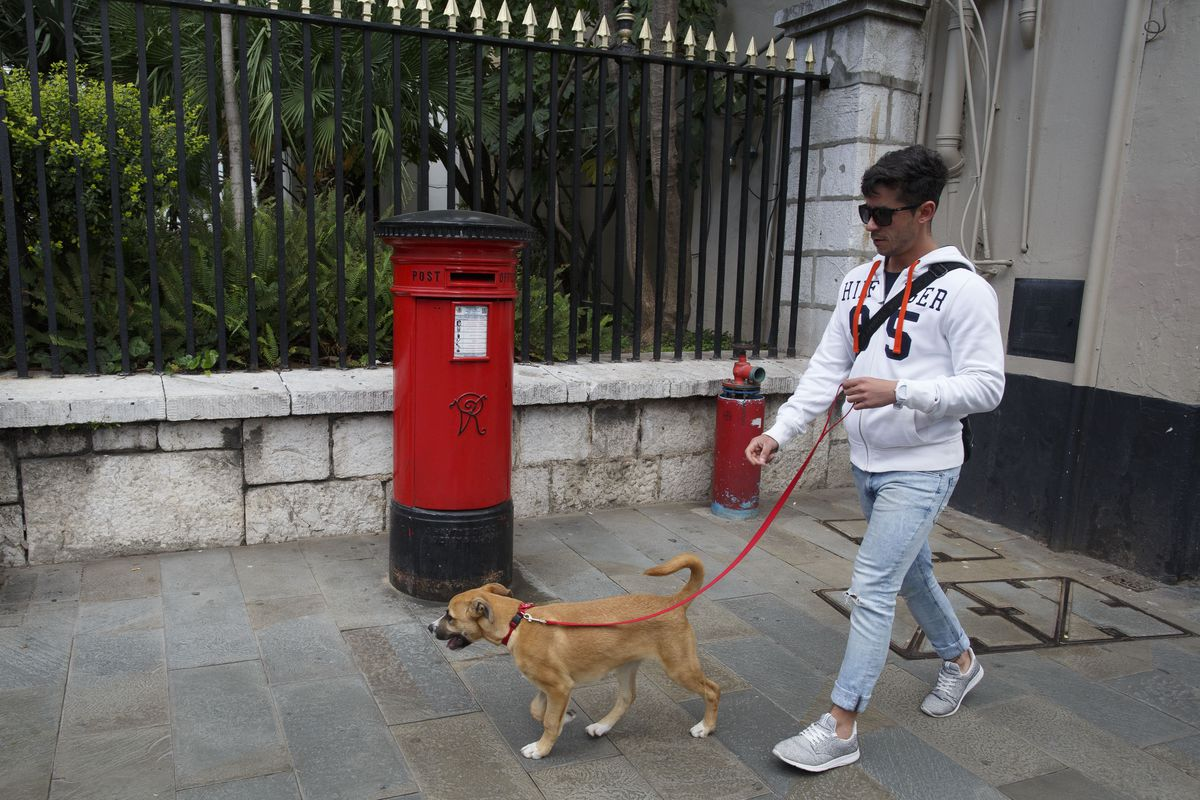 Post Brexit Row Intensifies Over Sovereignty Of Gibraltar