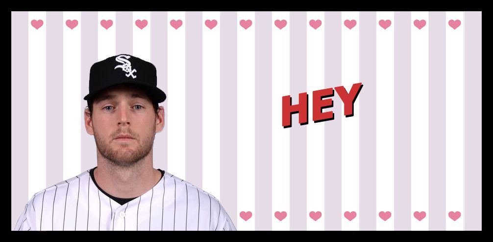 Conor Valentine's Day Card Hey