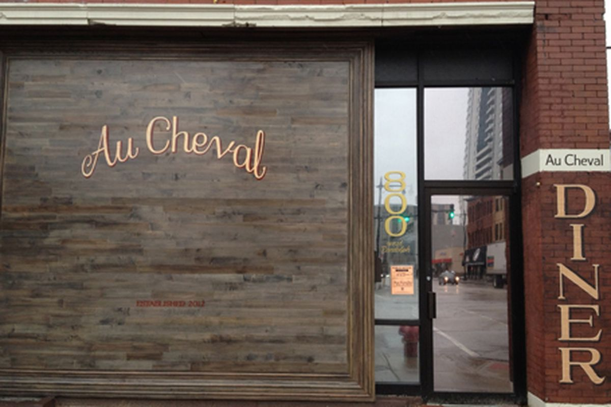 More Details Emerge On Au Cheval Opening In 2 3 Weeks