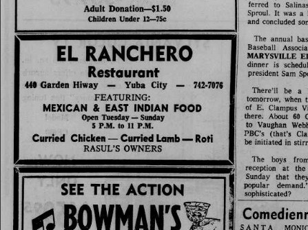 The History of California's Disappearing Punjabi-Mexican Cuisine - Eater